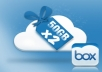 give you two 50GB Box accounts total 100GB for life ★Dropbox and Sugarsync alternative★!!!!