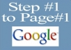 seo audit your site and give you a step by step report so you rank quickly