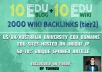 create 10 Edu Blog + 10 EduWiiki + 2000 Tier2 Wiki !!!!!