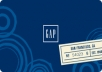 give you gift card 100$  gap.com
