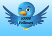 Give you 10,000+ bonus Real looking Followers in less than 72 hours