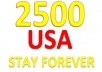 give you 2500+ USA guarenteed Facebook, Facebook likes / fans in 2 hour!!!!