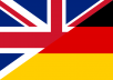 translate a text with up to 500 words from english to german