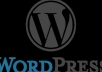 I will customize or modify WORDPRESS website, theme or blog