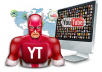 will give you 45000+ Real YOUTUBE Views+100 comments+50likes [Real Human Youtube Views No Bots] limited time offer
