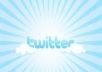 give 10,000 High Quality (Stay) twitter followers to your Twitter Account
