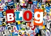 manually Create 40 Actual Page High PR Backlinks [ 3PR6 10PR5 15PR4 12PR3 ] DoFollow Blog Commenting high quality links and Ping