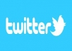 ★ ★let you gain 3400+ superfast twitter followers to maximize ur twitter followers for