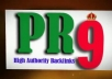 I will create 30 High pr Profiles BACKLINKS from PR9PR10 Authority Web 2 0 Sites+Forums #@!