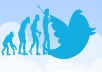 add real active guaranteed 1000 twitter followers for any accounts for