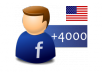 give 4000+ facebook likes, all facebook likes deliver within 48 hours