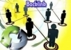 create 25 highpr 8 PR2 + 5 pr3 + 5 PR4 + 5 PR5 + 2 PR6 backlinks actual pages