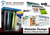 Total Training – Website Design Extreme Website Makeover