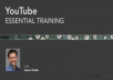 Jason Osder – YouTube Essential Training 2013