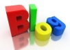 provide you 6+4 Blog Comments pr3-pr7, 100% Manually