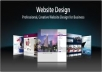 send you a Website Design and Development Company business plan for