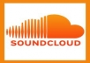 Give you 600+ soundcloud followers,100% real and active only