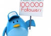 retweet Or Tweet Your Message To My 100,000 REAL Twitter Followers And Make It Trending in 12h @!
