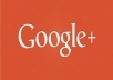100% Manually vote  107+ Google+1 on your account