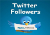 give you 7000+ twitter followers within 24 hours