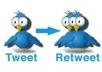 add 100 US real twitter Retweets in 20 hours!!!!