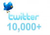 I will add 10K (10,000++) Twitter followers to your account within 48 hours maximum limit, order 100 time again and again