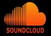 market your soundcloud page for 1 full day getting 500+ REAL plays to one song@!@