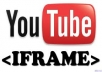 add 255+ YouTube Video View to your youtube channel without admin access
