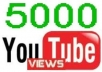 give You 5000+Very Urgent YOUTUBE Views In Less Then 24 Hour