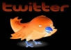 add More Than 20000+ Followers to Your any kind of twitter account all real followers no bots all followers with pics all just