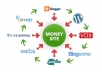 make 50 web 2,0 properties + 5000 social bookmarks LlNKJUICE seo backlinks