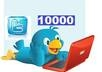 [get] 20000+ Twitter Followers to Follow Your Twitters Account within 24 Hours Increasing Your Follows Without Your Tweeters Password just