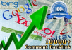 Create 10,000+ Special Anchored Comment Backlinks