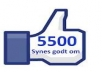 deliver you 5600 Real Facebook Likes without admin access within 24 hours