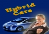 give you 50 top quality articles on Hybrid Cars plus I will give you full PLR Private Label Rights to them