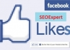 deliver you 2500+ Guaranteed FACEBOOK Fans/Likes to your FACEBOOK FANPAGE, Without Admin Access