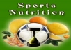 give you 50 top quality articles on Sports Nutrition plus I will give you full PLR Private Label Rights to them