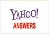 promote your website on  10 Yahoo Answers  