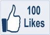 Provide you 500 like on your facebook fan page(Special offer for This month)