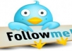 give 25500 twitter followers with in 24 hours