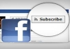 provide 200 verified people facebook Subscribers which are geniune