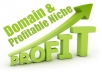 Give You a Highly Profitable 5000+ Niche with Low Competition and 12000+ Exact Match Domains