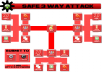 create SAFE 3 WAY ATTACK with SENUKE X Software