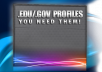 create 10 DOFOLLOW profile backlinks from edu and gov domains and 50 High pr forum profile back links for youre main site