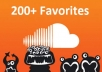 add 100+ Amazing favourites Soundcloud for your Tracks and Start Getting More Fan