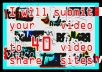 do Video Submission to 30 Top VideoSharing Sites Manually