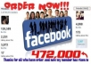 promote ur facebook FANPAGE to 52 million super active music fans in groups as an upgrade of this gig or only send it to 2 million