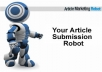 give You 20,000 plus Green ok List for Article Marketing Robot Best Article Directories List