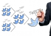 Add 50000 Real Looking Twitter Followers in Your account within 24 hour 