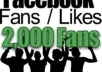 Give You 500 Facebook Like(100% Munally Work Guaranteed) Only